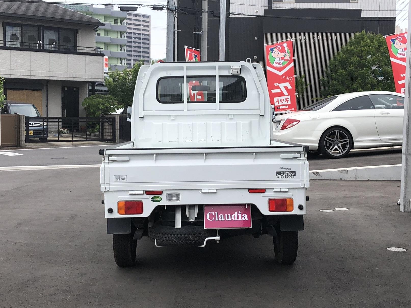 キャリィトラック【レンタカー】